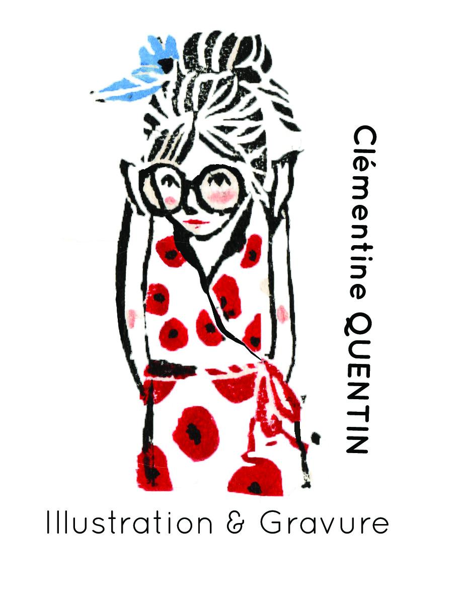 Clémentine QUENTIN Illustratrice
